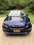 2017 Impreza Limited Hatchback for sale in Central NY